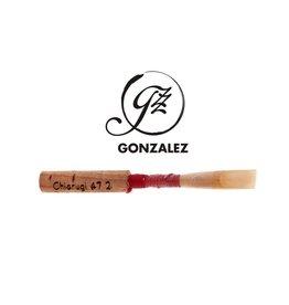 Gonzalez Gonzalez Professional Oboe Reed - European Scrape