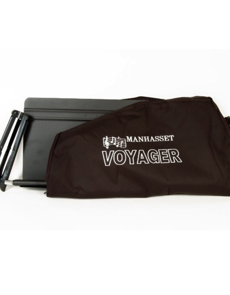 Manhasset Manhasset Music Stand - Voyager with Tote Bag