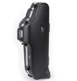SKB SKB Hard Shell Baritone sax Case with Wheels
