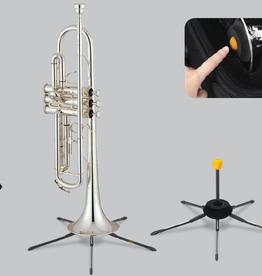 Hercules Hercules TravLiteᆰ In-Bell Trumpet/Cornet stand - DS410B