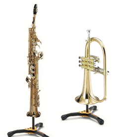 Hercules Hercules Soprano Saxophone / Flugelhorn Stand - DS531B