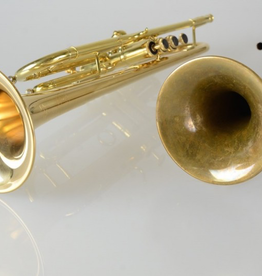 Temby Australia Temby BV (Bob Venier) Vintage model trumpet with Bob Reeves Valve alignment.