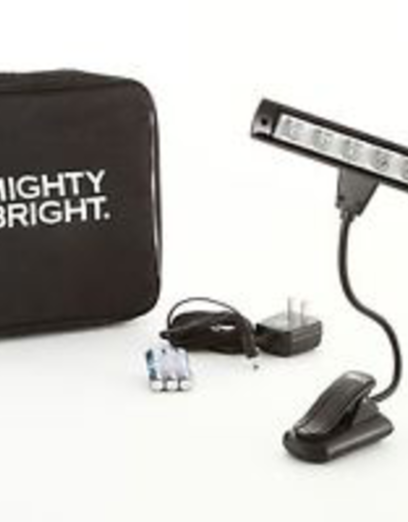 Mighty Bright Mighty Bright Encore light with 6 LEDS 3xAAA batteries included and AC adapter