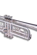 Jupiter Jupiter Trumpet JTR1100RS (Silver Plate Finish) - Yellow Brass