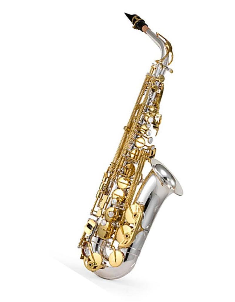 Jupiter Jupiter 1167 Silver Pro Alto Saxophone