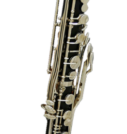 Ridenour Ridenour Bass Clarinet to Low Eb with pro Mouthpiece