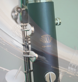 Ridenour Ridenour Bass Clarinet Low C with mouthpiece