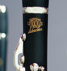 Ridenour Ridenour Libertas Hard Rubber Bb Clarinet