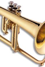 Jupiter Jupiter JFH1100R Flugelhorn w/ Rose Brass Bell & 3rd Valve Trigger