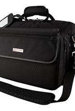 Protec Protec Lux Double Clarinet messenger Pro pac case
