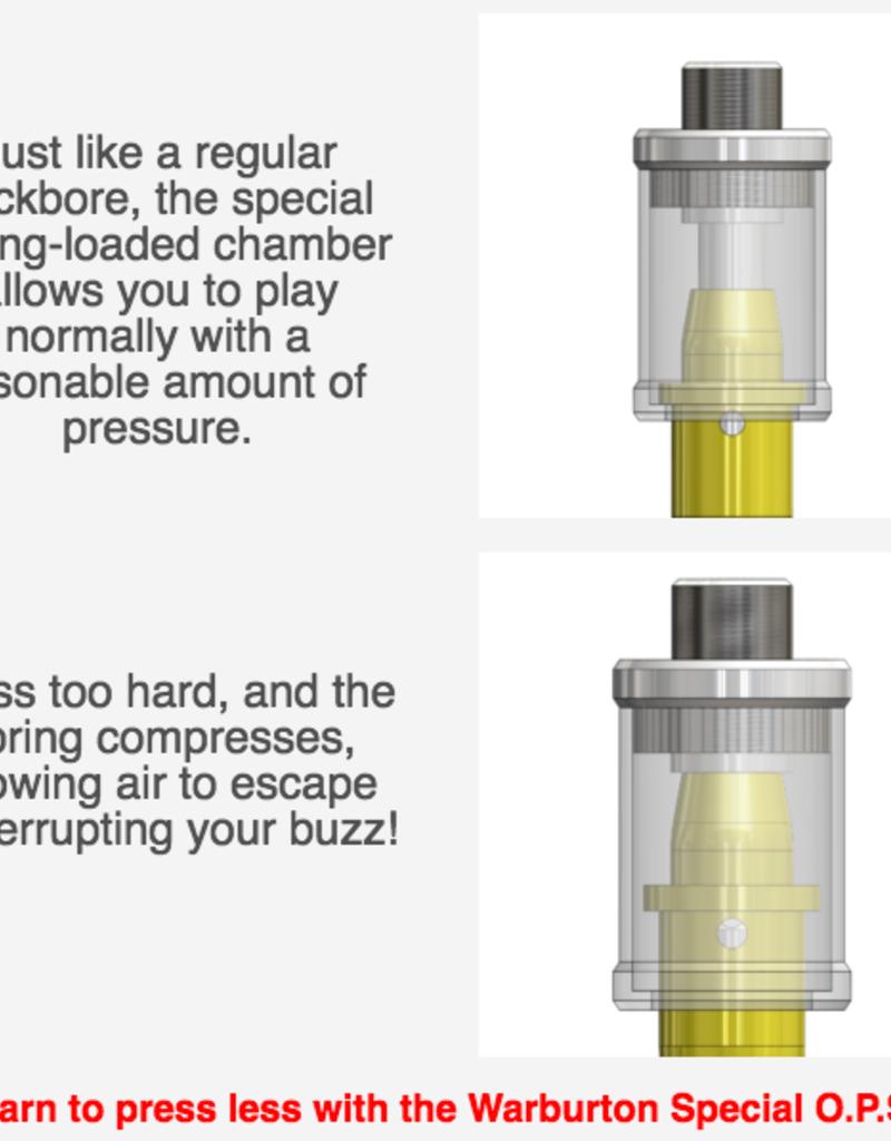 Warburton Special O.P.S by Warburton. Optimal Pressure System.