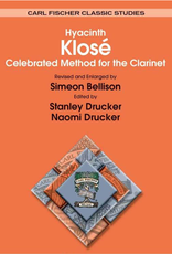 Klose Celebrated Methods for Clarinet