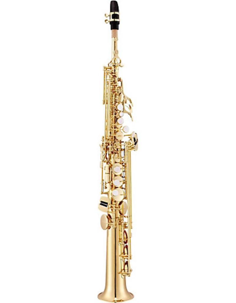 Jupiter Jupiter JSS1000 Straight Soprano Saxophone w/ Fixed Neck