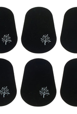 Forestone Forestone Mouthpiece patches - self sticking 6 pieces 0.4mm thick