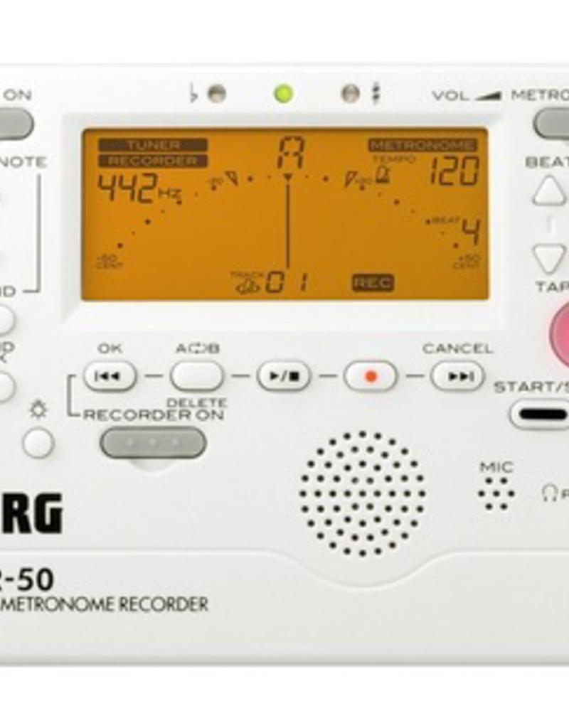 Korg Korg TMR-50 Tuner Metronome Recorder