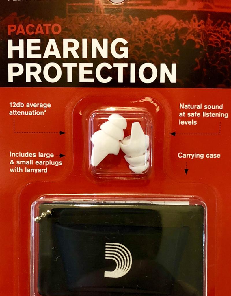 D'Addario Pacato Hearing Protection by D'addario (ear plugs)