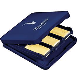 Vandoren Vandoren 6 Reed Case for Alto/Clarinet VRC620