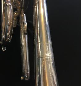 Bach Secondhand Bach Stradivarius Cornet, 37, Silver