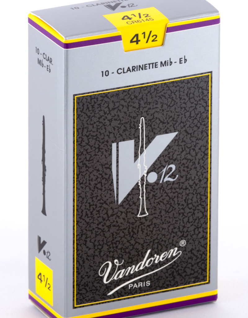Vandoren Vandoren V12 Eb Clarinet reeds,box of 10
