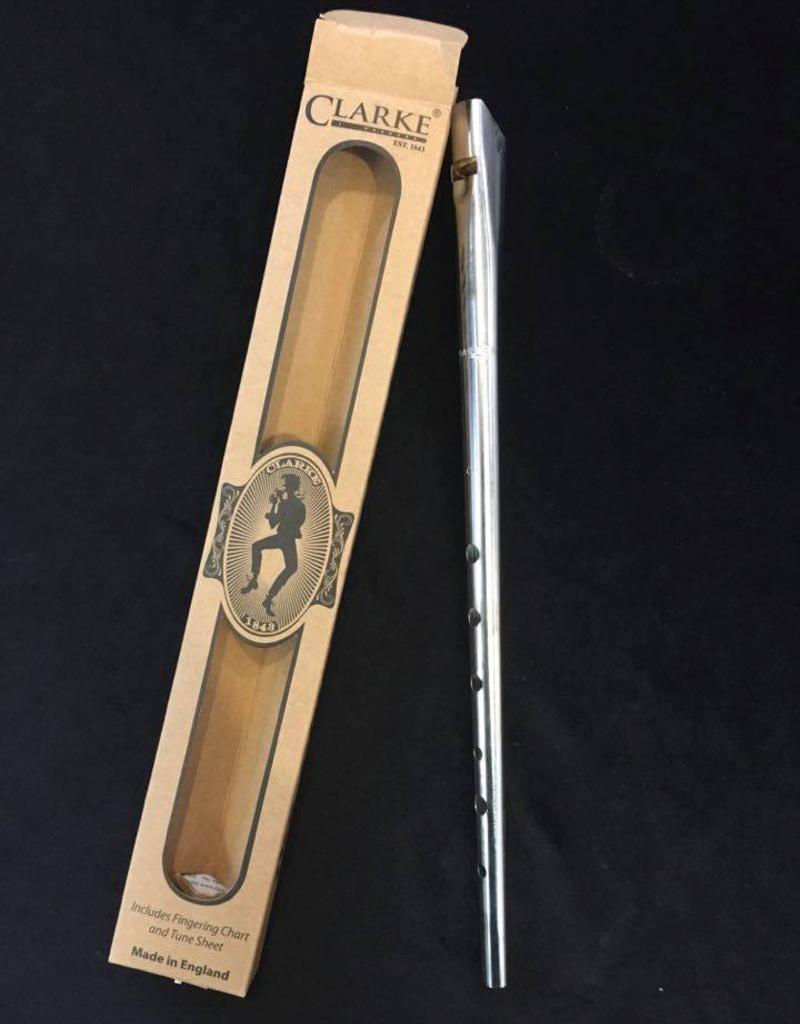 Clarke Clarke Original Tin Whistle; Natural; C