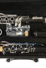 Backun Backun Beta Bb Clarinet Grenadilla w/ Silver Keys