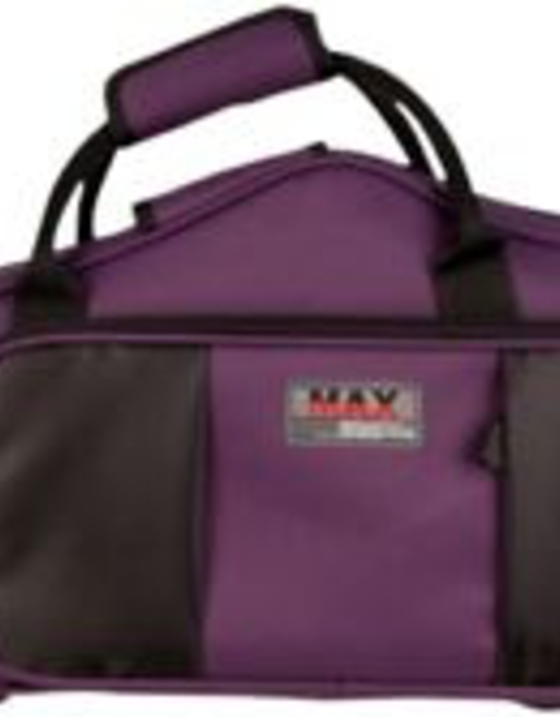 Protec Protec Max Contoured Alto Sax Case Purple - MX304CTPR