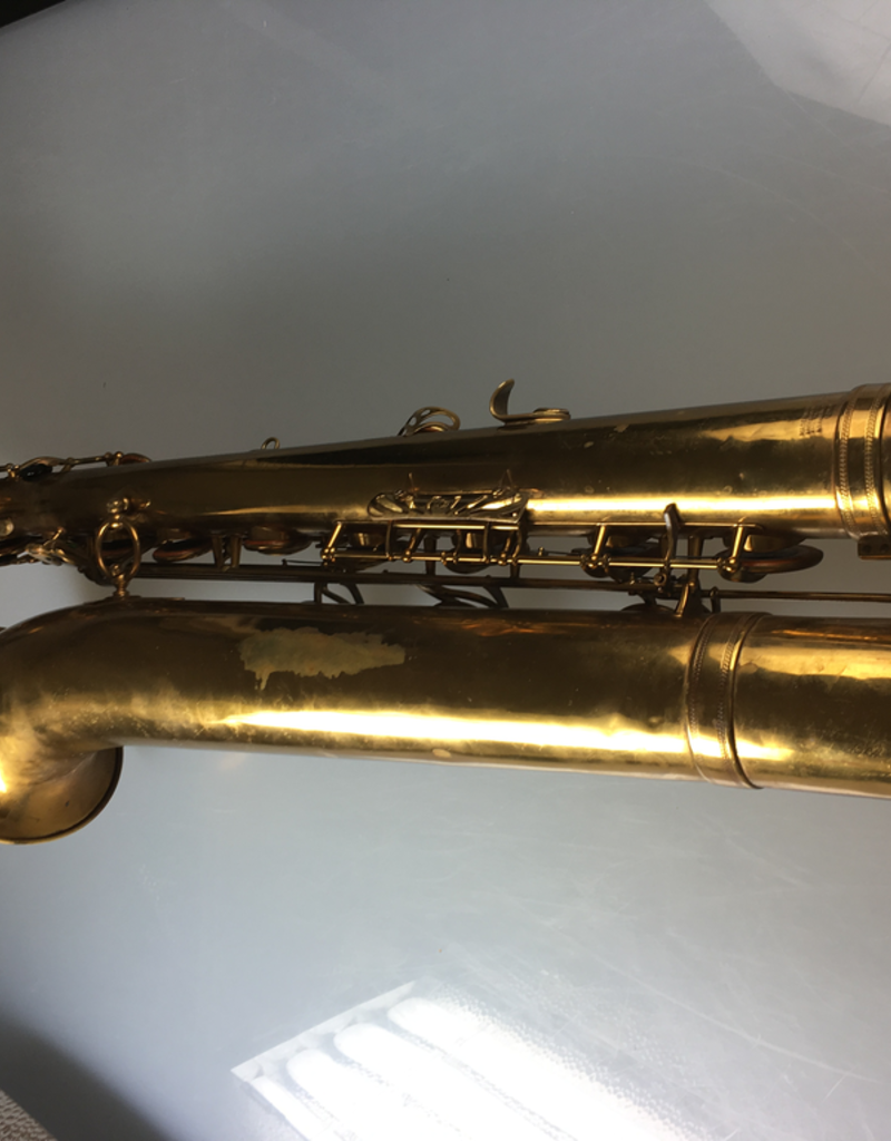 Selmer Selmer MKVI Baritone saxophone (Low A)