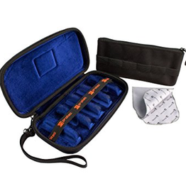 Protec Protec Woodwind Mouthpiece Case - 6 piece