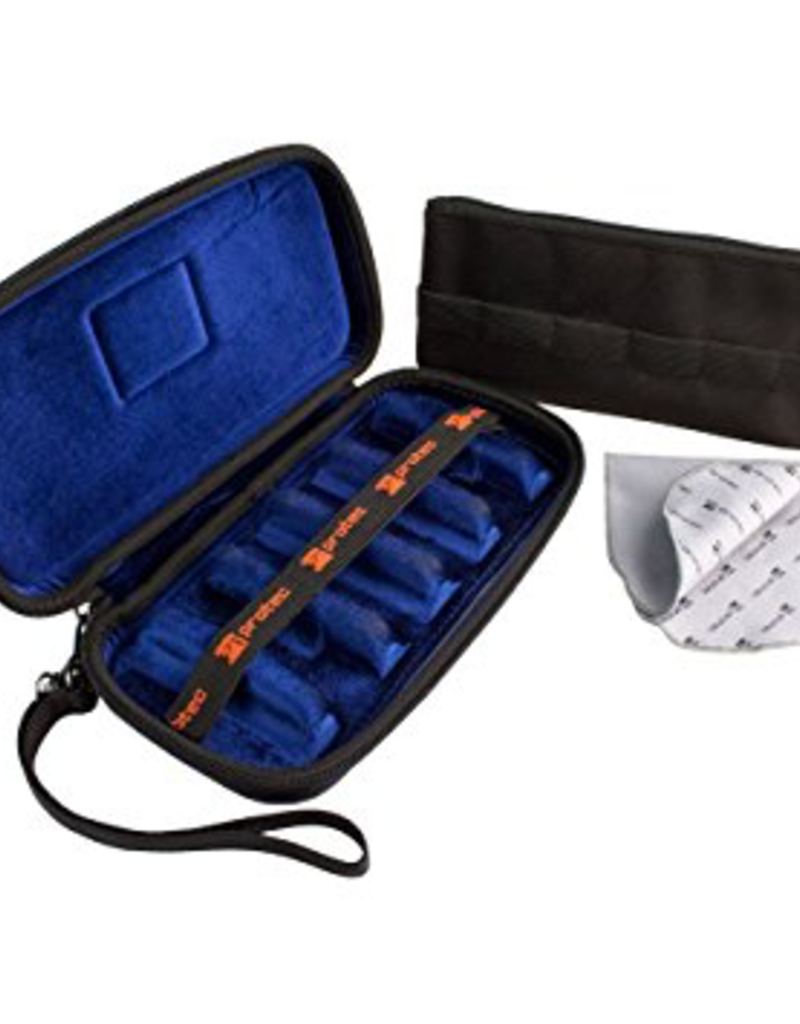 Protec Protec Woodwind Mouthpiece Case - 6 piece