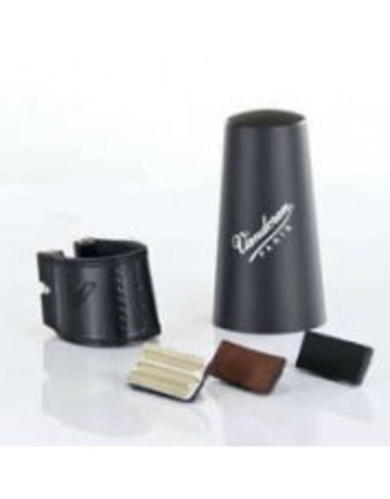 Vandoren Vandoren Leather Ligature, with Plastic Cap