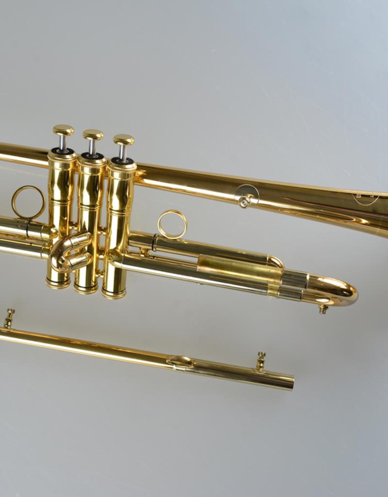 Kuhnl & Hoyer Kuhnl & Hoyer Universal II Malte Burba Bb Trumpet w/ Gold Brass Bell; Gold Laquer