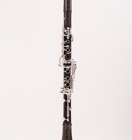 Backun Backun Protege Bb Clarinet Grenadilla w/ Silver Keys; Eb Lever