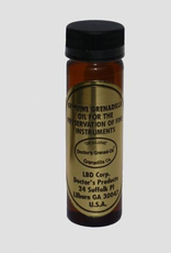 Doctor's Products Grenad-Oil - Wood Preserving Genuine Grenadilla Oil. (Clarinet Bore Oil)