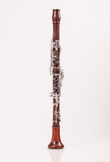 Backun Backun MOBA A Clarinet Cocobolo w/ Silver Keys & Posts
