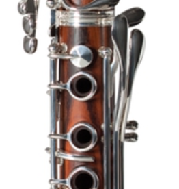 Backun Backun Protege Bb Clarinet Cocobolo w/ Silver Keys