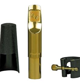 Guardala Dave Guardala Alto Saxophone Mouthpiece - Studio gold handmade
