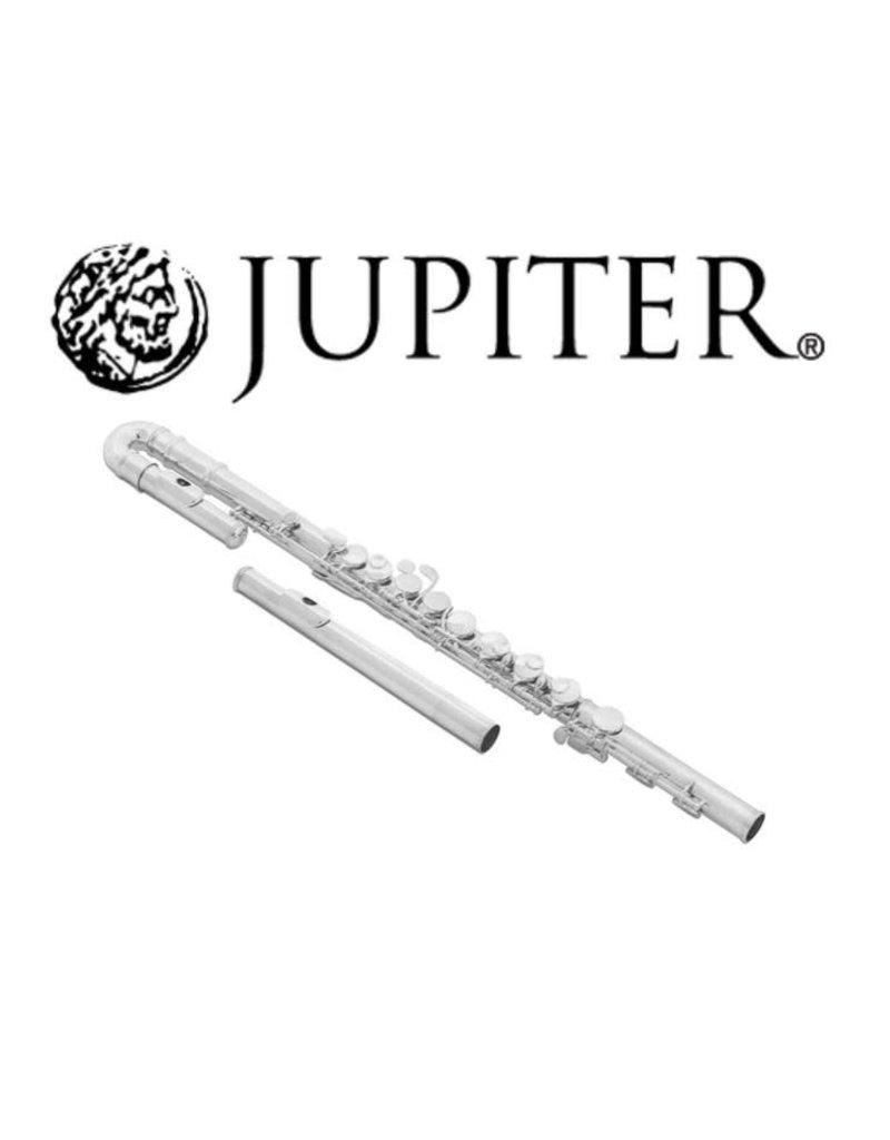 Jupiter Jupiter 521ES Alto Flute w/ Curved and Straight Headjoint