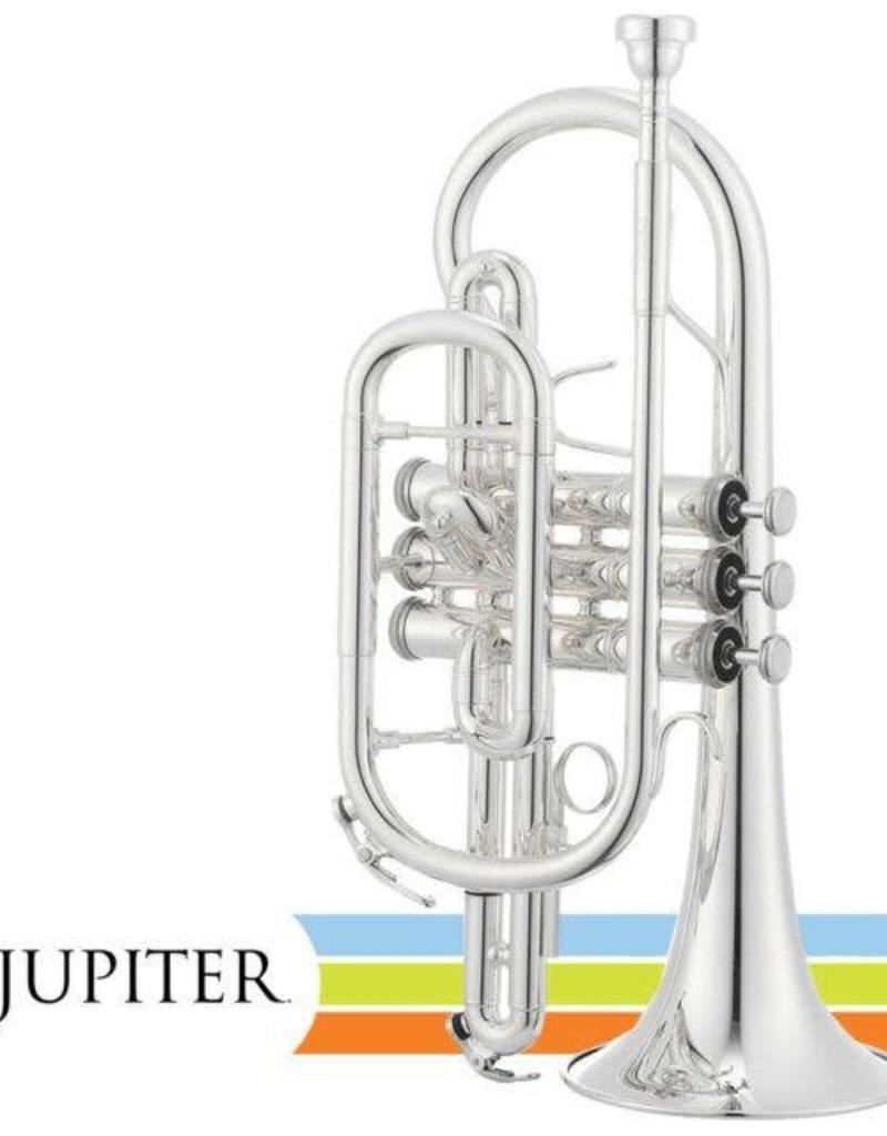 Jupiter Jupiter JCR700S Student Bb Cornet w/ Silver Plate