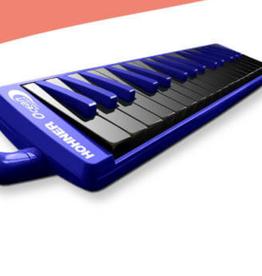 Hohner Hohner Ocean 32 Note Melodica Blue w/ Black Keys