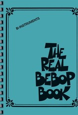 Sher Music Co The Real Bebop Book