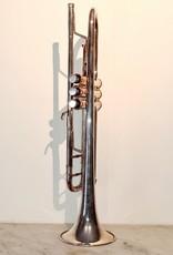 Temby Australia Temby Ex-Demo Professional Silver Bb Trumpet
