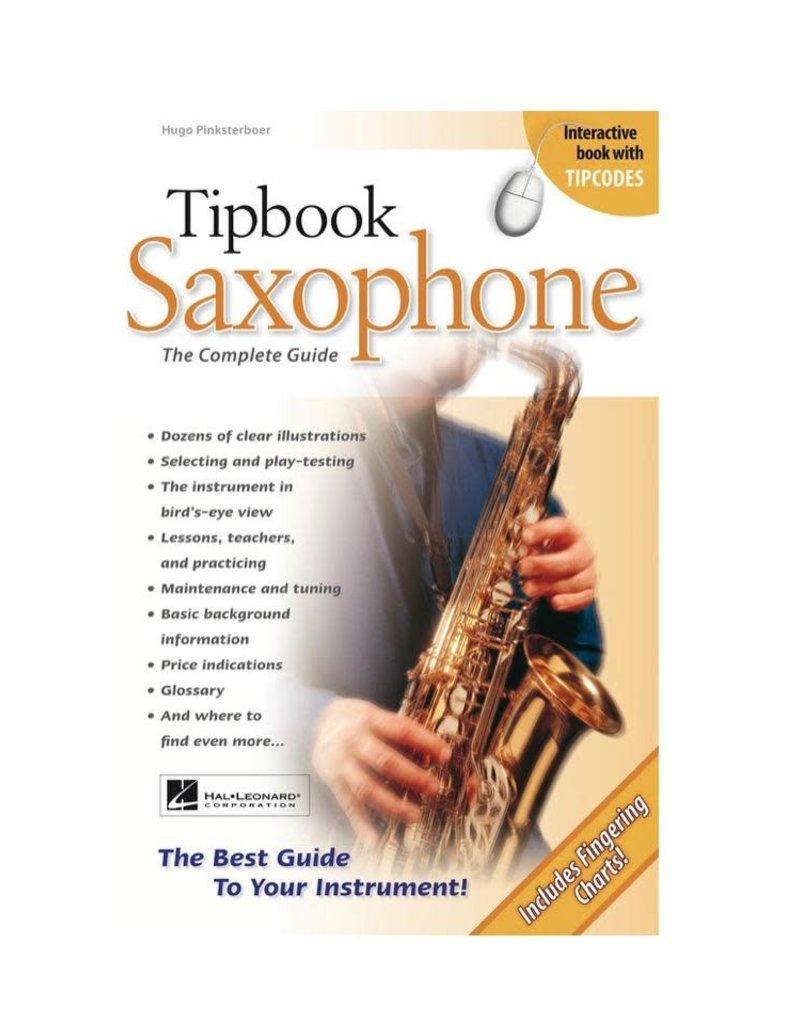 Hal Leonard Hal Leonard Tipbook - The Complete Guide for