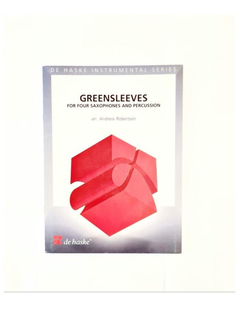 De Haske Publications De Haske Greensleeves Saxophone Quartet - AATB