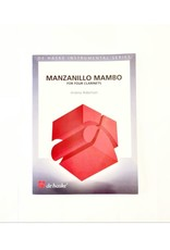 De Haske Publications De Haske Manzanillo Mambo Clarinet Quartet - 4BB