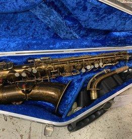 Buescher Consignment Buescher Tru-tone Alto Saxophone 205988
