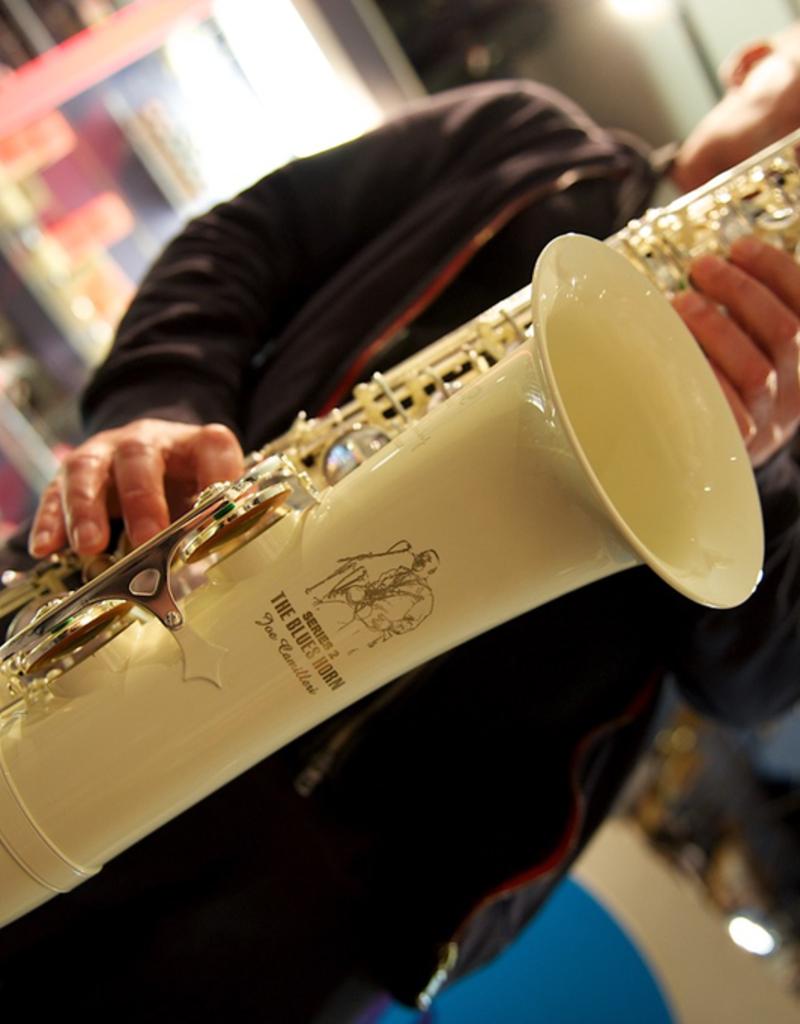 Temby Australia Temby Joe Camilleri Blues Horn II Tenor Saxophone