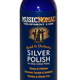 Nomad Nomad Silver Polish for all silver instruments