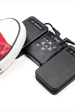 AirTurn AirTurn Duo BT200 - Dual Wireless controller with removable handheld bluetooth remote.