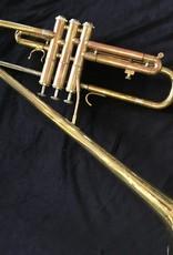 Getzen Consignment Getzen 900H 'dizzy bell' ETERNA trumpet in lacquered finish #P03752