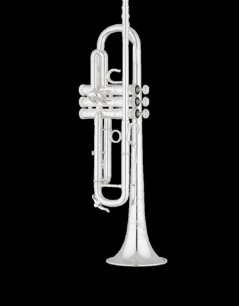 S.E. Shires Shires Q Series TRSQ10RS Professional Bb Trumpet